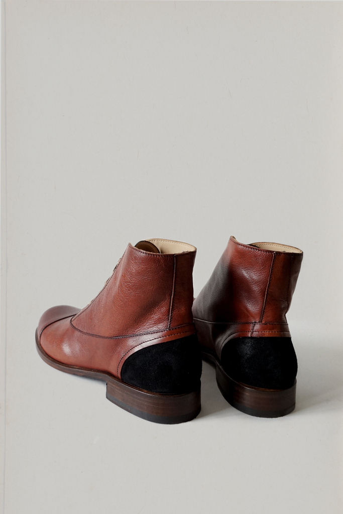 WREN BOOT - CHESTNUT