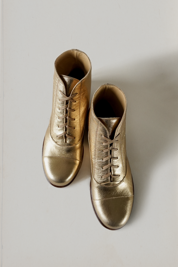 WREN BOOT - GOLD