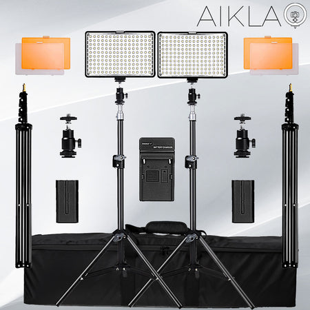 2 Kit Panneaux LED Video - TL-160S