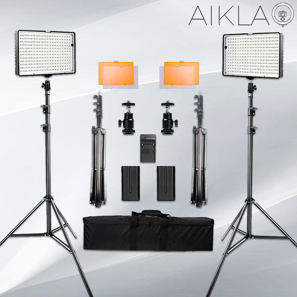 2 KIT PANNEAUX LED VIDEO - TL-240S