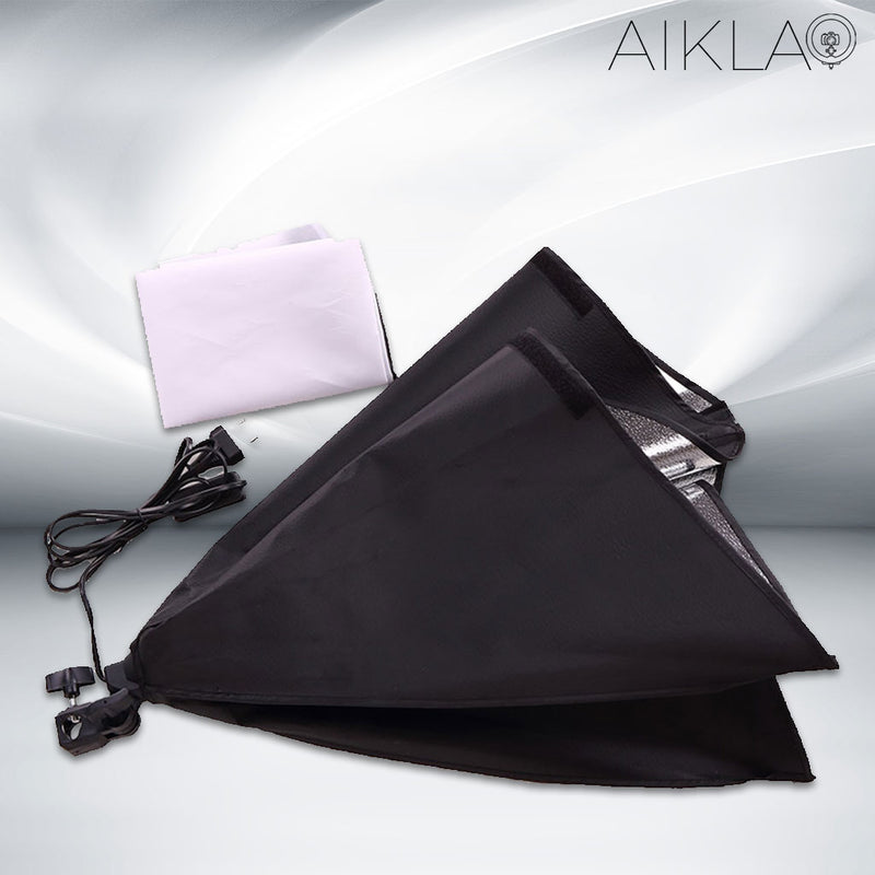 50x70cm Kit Softbox - Falcon L - Aikla | Ring Light & Softbox
