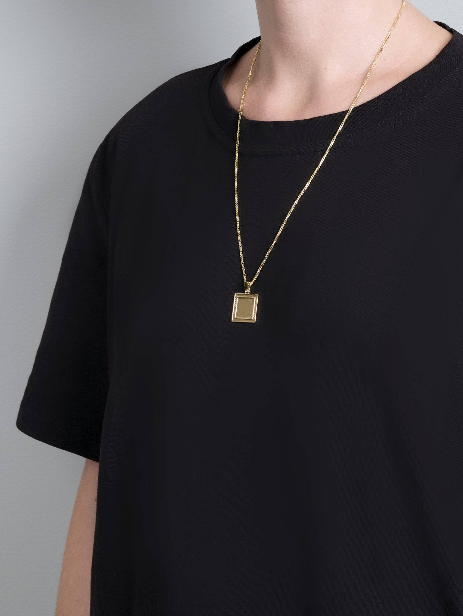 Arvid Necklace Gold plated