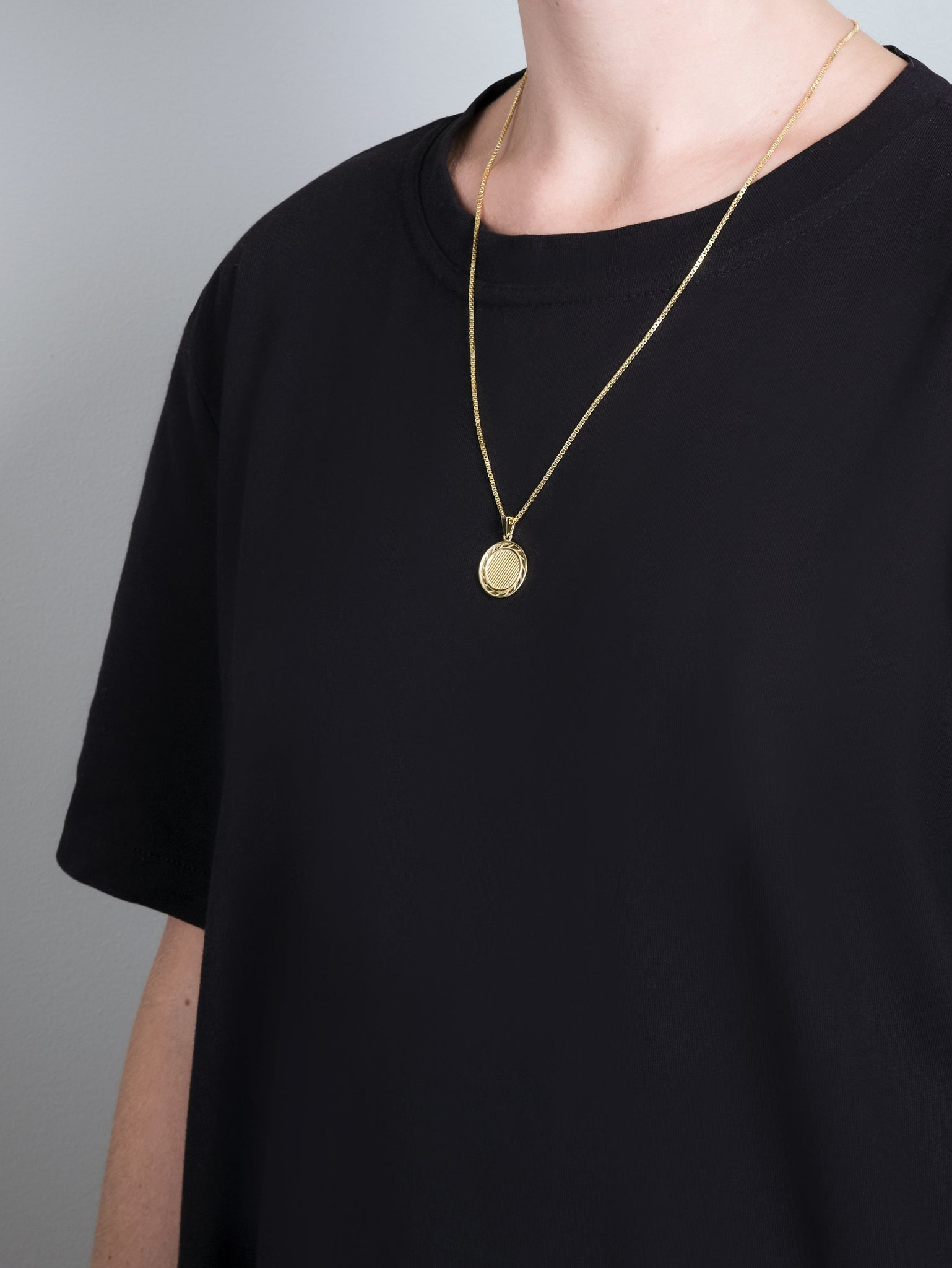 Astrid Necklace Gold plated