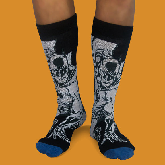 Batman Blue 2 Pack Socks