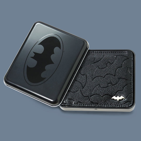 Batman Vintage Pop Wallet win Tin