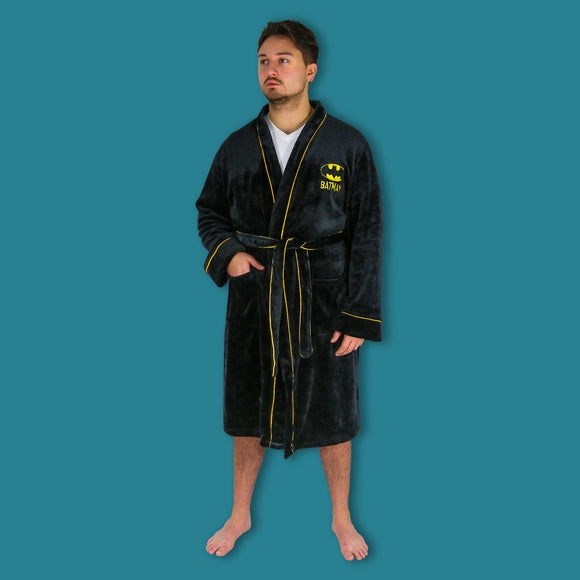 Men's Batman Robe