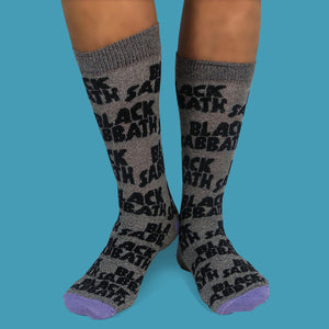 Men's Black Sabbath 2 pack socks