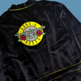 Guns and Roses Robe