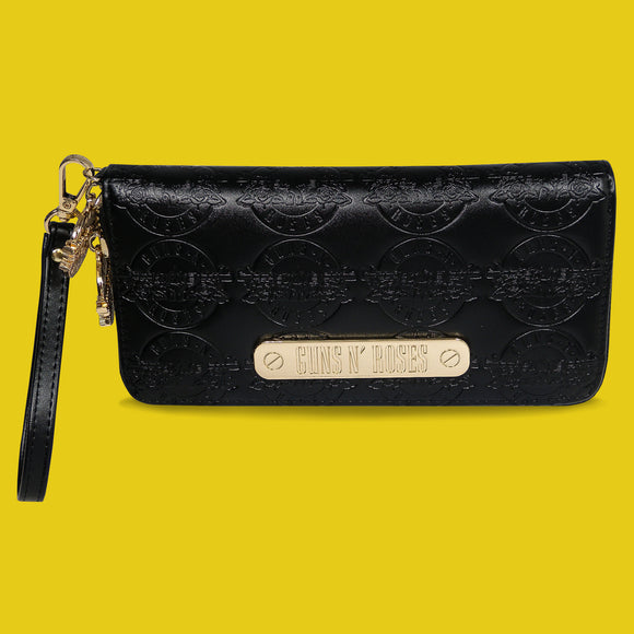 Guns and Roses Purse