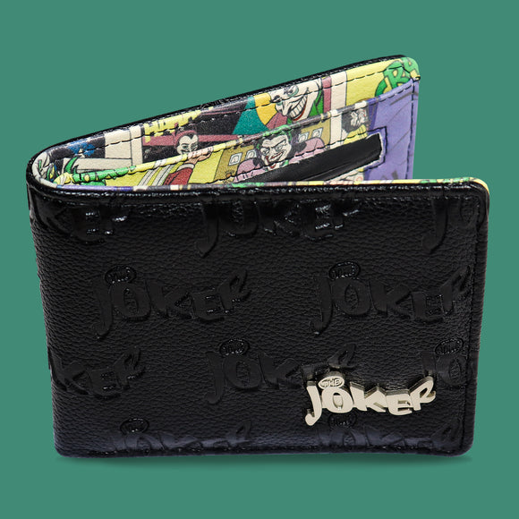 Men's The Joker Vintage Pop Wallet in Acetate