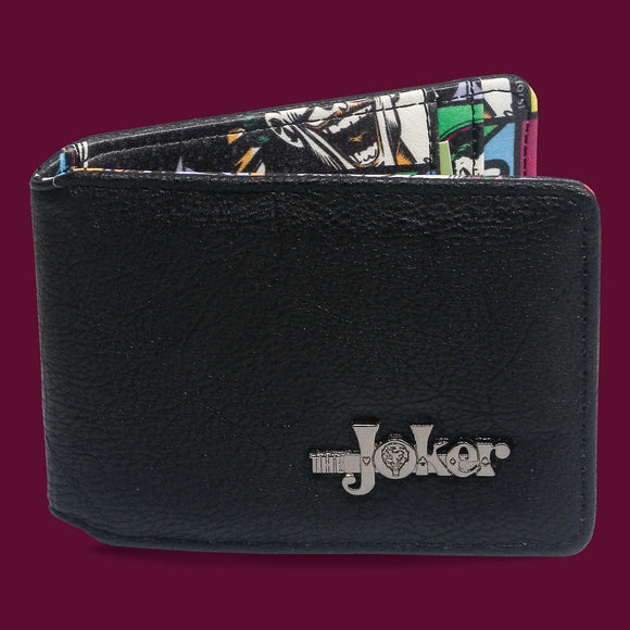 The Joker Mini Wallet / ID Holder