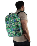 Green Lantern comic strip Backpack