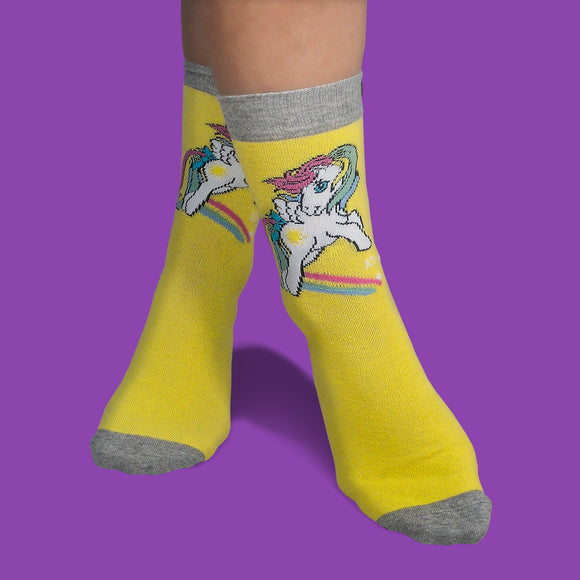 My Little Pony 2pck socks