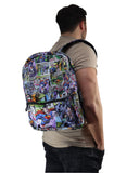 Superman Flys Backpack