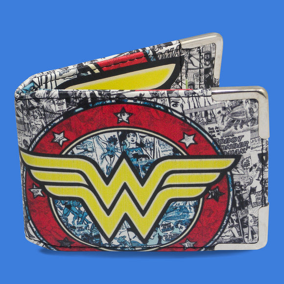 Wonder Woman Mini Wallet / ID Holder