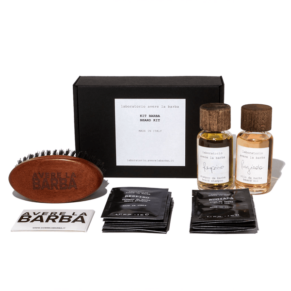 "Avere la barba ""Kit da barba"" BarberCompany"