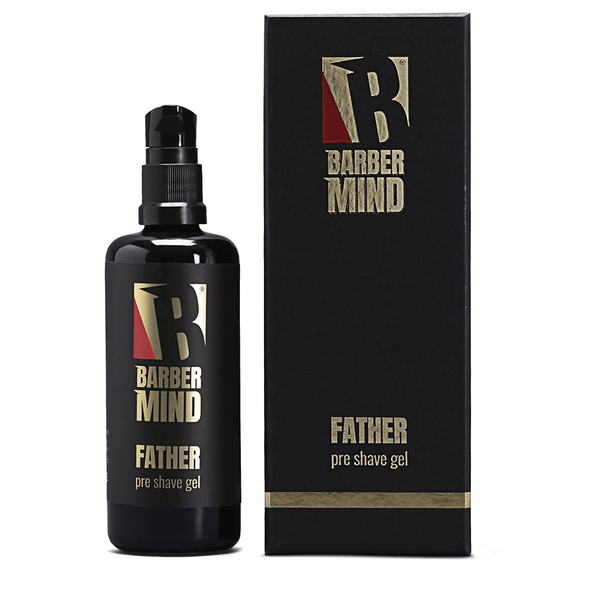 "Barber Mind - ""Father"" gel pre rasatura BarberCompany"