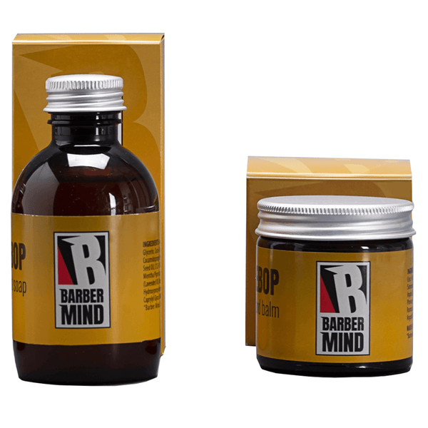Barber Mind- Kit Balsamo Da Barba BeBop BarberCompany