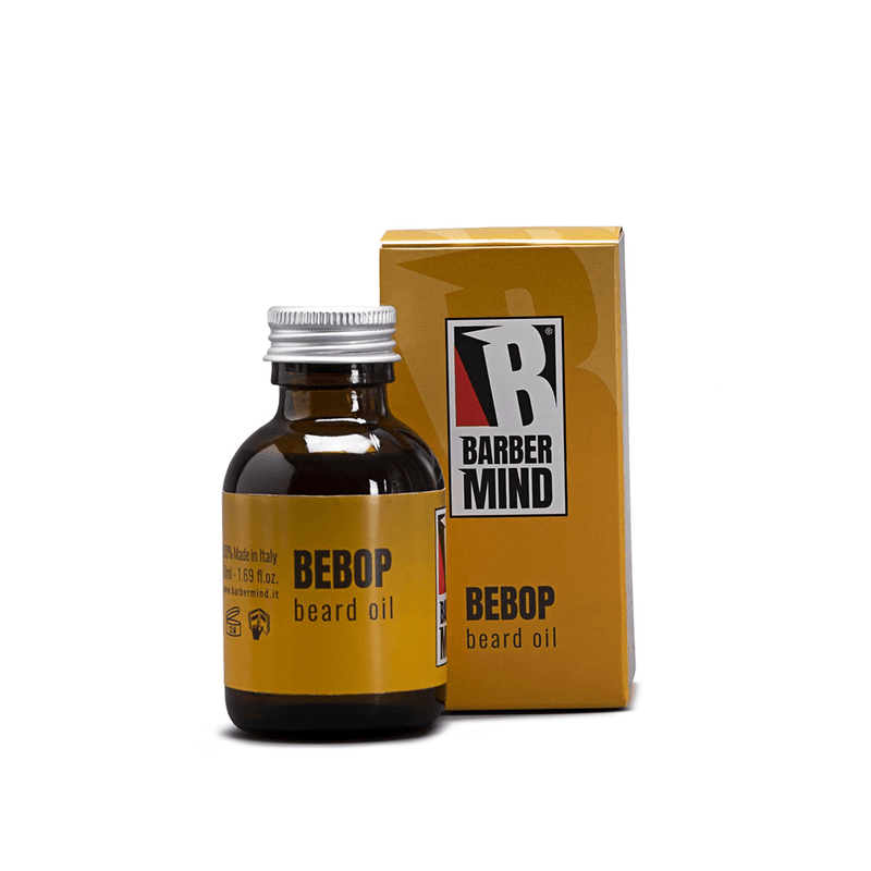Barber Mind - Olio da barba Bebop BarberCompany