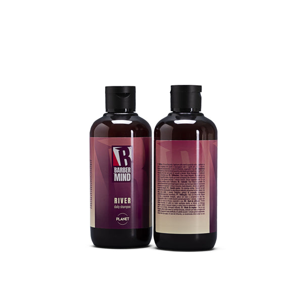 "Barber Mind - Shampoo Giornaliero ""River"" BarberCompany"