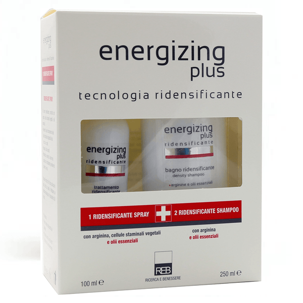 Energizing Plus BarberCompany