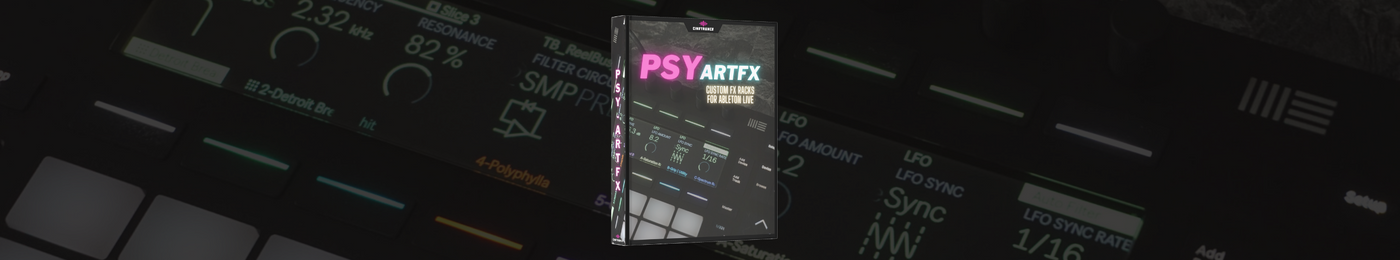 PSY-ARTFX For Ableton Live
