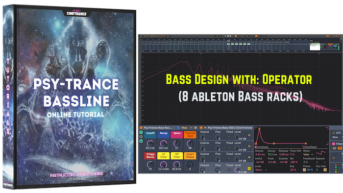 CT-TUT-BSL - Ableton Live Bass Racks with Operator (Overview)