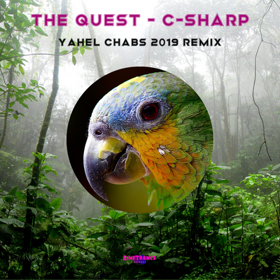 CT004RMX - The Quest - C-Sharp (Yahel Chabs 2019 Remix)