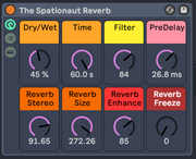 The Spationaut Reverb