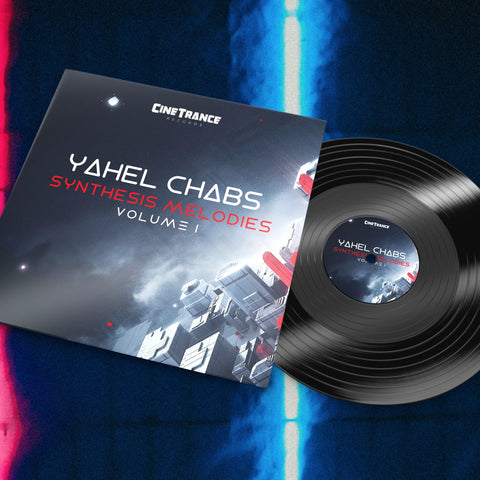 CT001FREE - Yahel Chabs - Synthesis Melodies