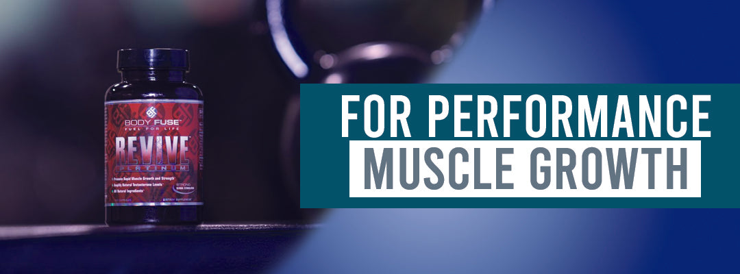 Revive Platinum Male Testosterone Support