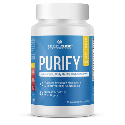 Purify All Natural Detox & Water Loss