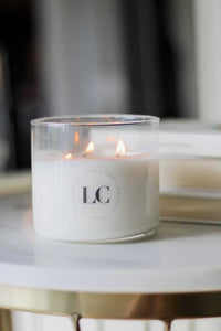 Black Sea Three Wick Candle