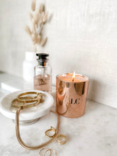 Load image into Gallery viewer, Rose Gold Soy Candle
