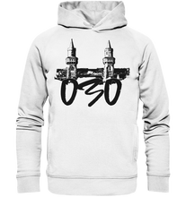 Laden Sie das Bild in den Galerie-Viewer, 030 - Metropolis Edition - Organic Fashion Hoodie - litasfuck_store