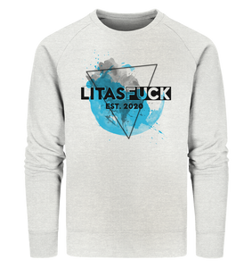 litasfuck First Edition - Organic Sweatshirt - litasfuck_store