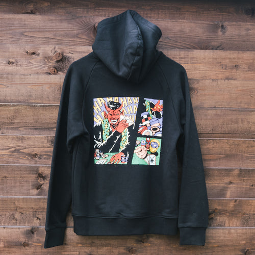 Худи Supertzar - Four of Kind (LE)