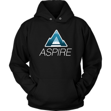 Load image into Gallery viewer, ASPIRE: The Leadership Development Podcast - Unisex Hoodie