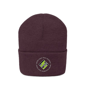 Teach Better Mindset Knit Beanie