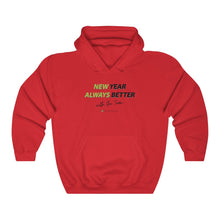 Load image into Gallery viewer, New Year. Always Better - Unisex Heavy Blend™ Hooded Sweatshirt