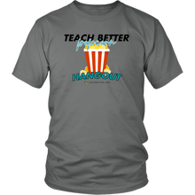 Load image into Gallery viewer, Popcorn Hangout - Unisex Shirt (multiple colors available)