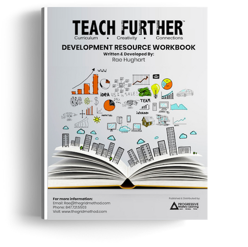 Teach Further - Development Resource Workbook (Soft Cover)
