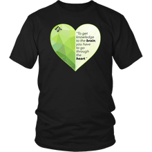 Load image into Gallery viewer, Through the Heart - Unisex Shirt
