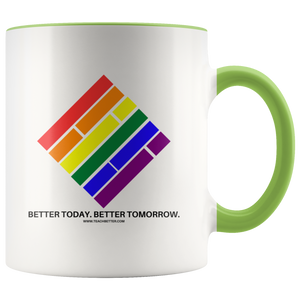 Pride Diamond Coffee Mug