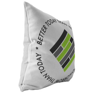 Teach Better Mindset Pillow