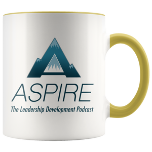 ASPIRE: The Leadership Development Podcast Coffee Mug