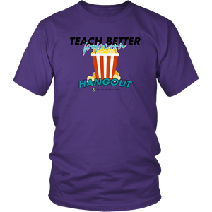 Popcorn Hangout - Unisex Shirt (multiple colors available)