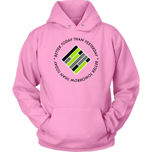 Load image into Gallery viewer, Teach Better Mindset Unisex Hoodie (Multiple Colors Available)