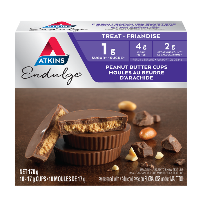 Atkins Endulge Peanut Butter Cups Treat