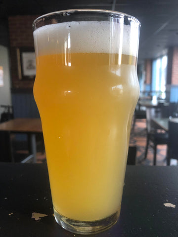 To Wit --- Witbier or Winter White